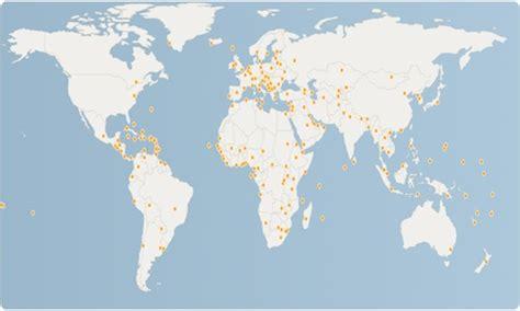 d3 world map plotting country capitals on raphael world map techslides