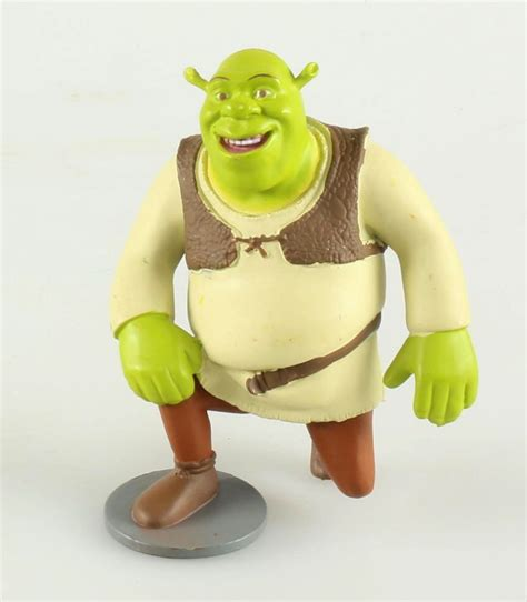 Figure Shrek shrek shrek 7 cm pvc figure the promotions factory