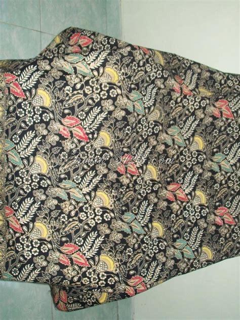 Batik Katun Motif Daun Pejabat jual kain batik bahan katun halus motif batik cap tulis