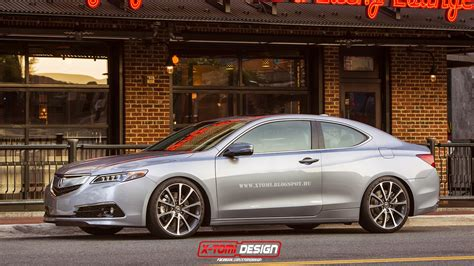 tlx coupe would be acura s 4 series rival is there any