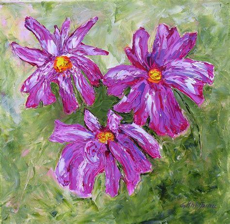 painting flowers simple oil paintings of flowers simple flowers painting art flowers 3 simple