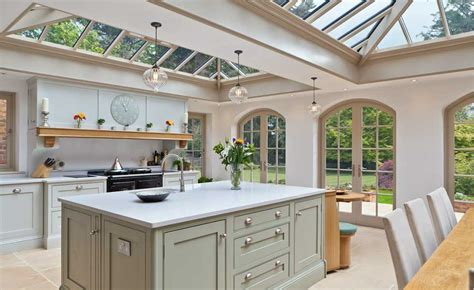 ideas for kitchen extensions best 25 orangery extension kitchen ideas on