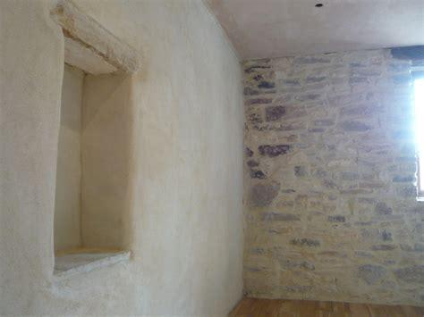 Enduit Sur Mur En by Enduit Chaux Et Mur En Pierres Joint 233 Es