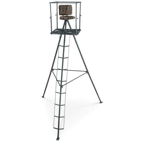 Tripod Stand ameristep 174 grizzly 13 deluxe tripod stand 202975 tower