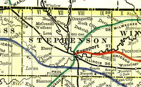 Stephenson County Il Court Records Stephenson County Illinois Genealogy Vital Records Certificates For Land Birth