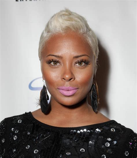eva pigfor hair color brand hair crush monday eva marcille thehairazor live it