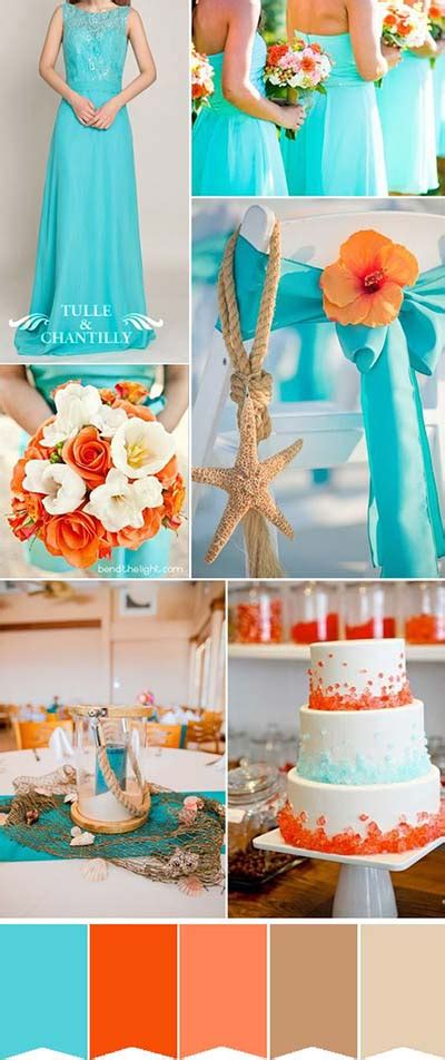 orange wedding colors after 187 a wedding 187 wedding color schemes