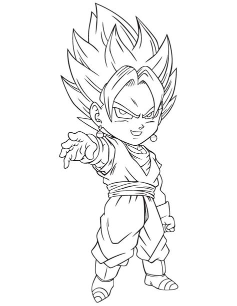 images  dragon ball  coloring pages