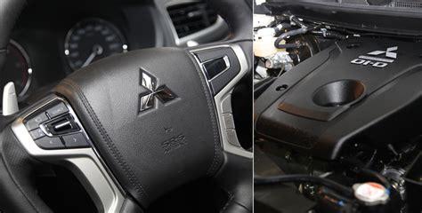 All New Pajero Sport Grill Depan Jsl Tengah Front Middle Trim spesifikasi lengkap mitsubishi all new pajero sport autos id