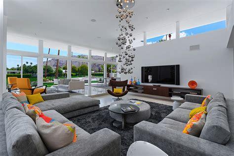 Celine Dion House by 12 Salas De Estar Espetacularmente Magn 237 Ficas Pra Te