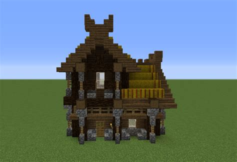 Minecraft Cottages by Viking Cottage Grabcraft Your Number One Source For