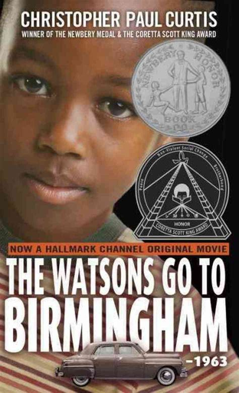 the watsons go to birmingham book report christopher paul curtis npr