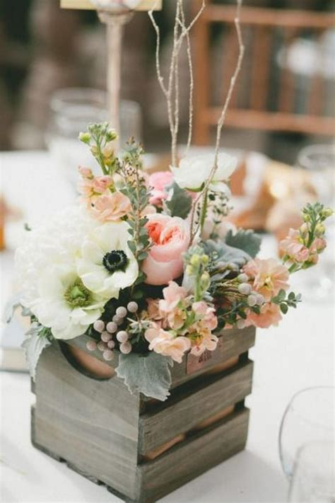 country centerpieces 100 country rustic wedding centerpiece ideas 2716857