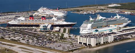 cape canaveral cruise canaveral florida ports council
