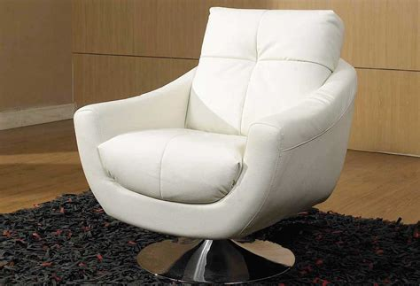 white leather swivel chair leather swivel chairs for home office user