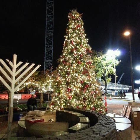 robert dyer bethesda row bethesda row christmas trees
