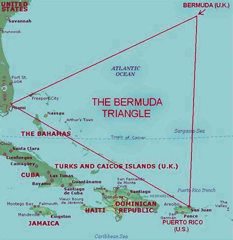 bermuda triangle map bermuda triangle map traveling flickr