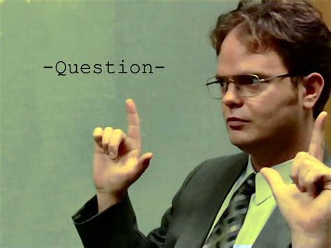 Dwight Meme - dwight schrute the office quotes quotesgram