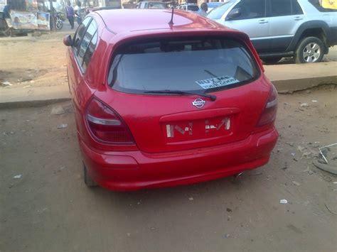 Nissan Almera 04 Sparkling Clean Toks 04 Nissan Almera 650k Autos Nigeria