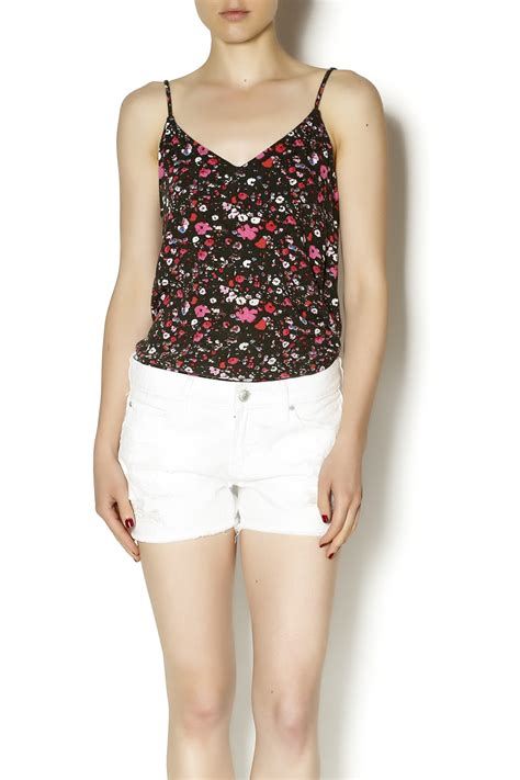 Blouse Sf Erkud Flower 113502m eight sixty floral tank top from california by gala san
