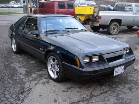 86 ford gt 86 mustang gt 1986 ford mustang specs photos
