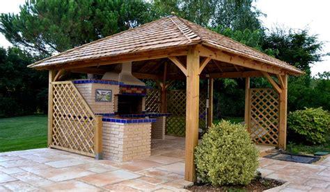 cuisine au four à bois le barbecue avec four 224 bois un produit moderne et