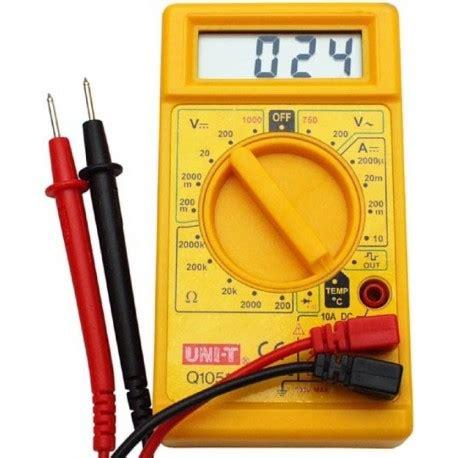 Avometer Multi Tester Digital Dt 9205e digital multimeter meena mart
