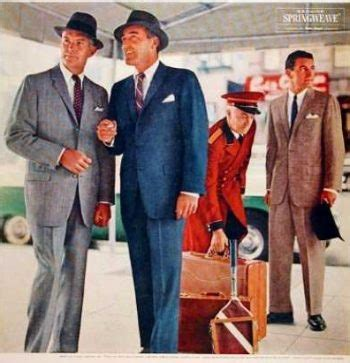 1950s s fashion history for business attire