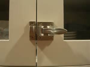 Kitchen Cabinet Latch Cabinet Latches Difficult To Use