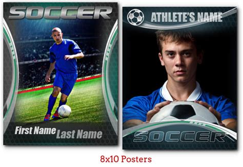 soccer trading card template new series of soccer templates sports photoshop