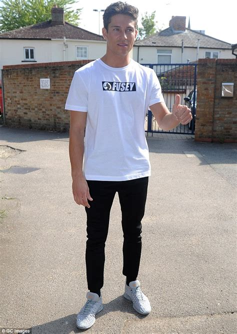 how should a 34 year old man dress towie s joey essex dashes to work in his own clothes shop