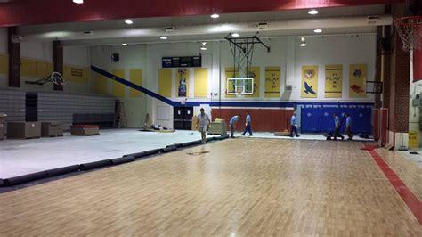Outdoor Sport Flooring  Recreation Installations