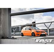 Modified Ford Fiesta  Fast Car