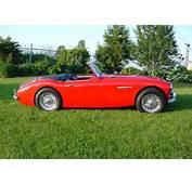 1961→1962 Austin Healey 3000 MKII BT7  Review SuperCarsnet