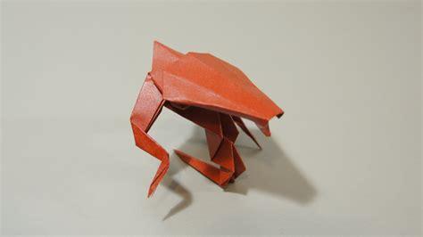 Origami Hydralisk - origami hydralisk raymond fwu