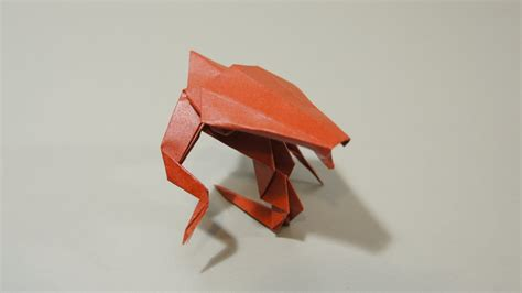 Starcraft Origami - origami hydralisk raymond fwu