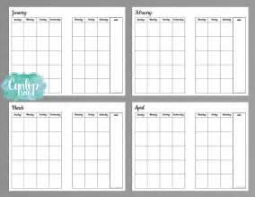 free printable undated calendar google calendar