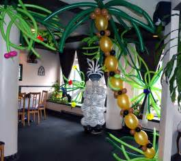 safari decorations balloon pictures balloon jungle