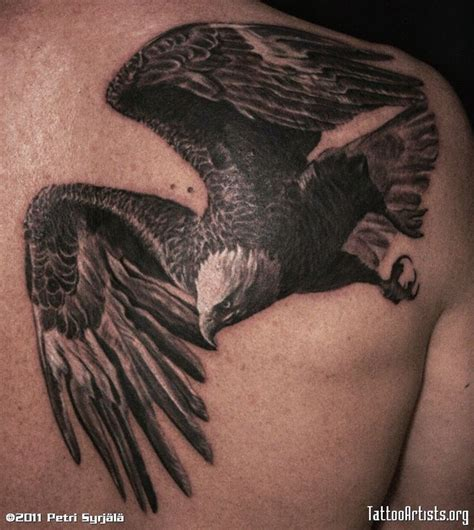 bald eagle tattoos for men 110 best images on
