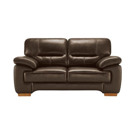 light leather sofa clayton 2 seater sofa in light brown leather oak