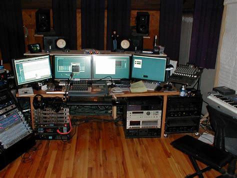 Studio Furniture Workstations And Mix Positions Dj Studio Desk