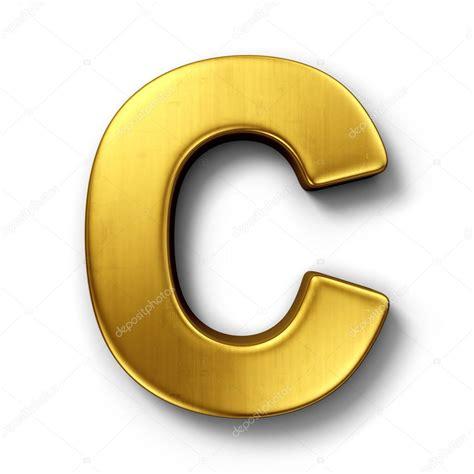 c com the letter c in gold stock photo 169 zentilia 8292951