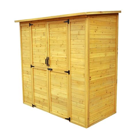 Large Outdoor Storage Sheds leisure season large wooden outdoor pool yard storage shed nw quality sheds