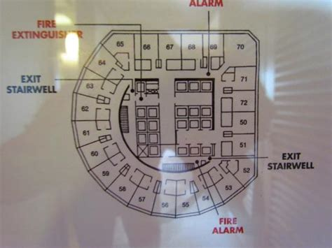 Floor Plan Best Views From Rooms 53 62 Picture Of Swissotel The | floor plan best views from rooms 53 62 picture of
