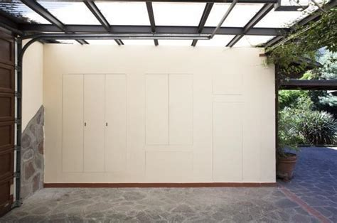 parete armadio armadio raso parete