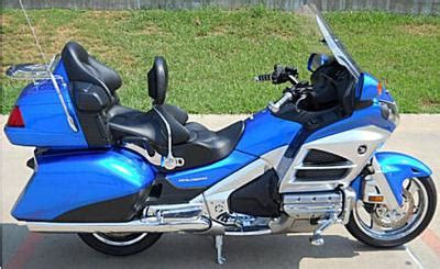 blue 2012 honda goldwing gl1800 gl 1800 motorcycle the used 2012 honda goldwing gl1800 for sale
