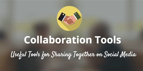 best collaboration tool collaboration tools for social media teams buffer