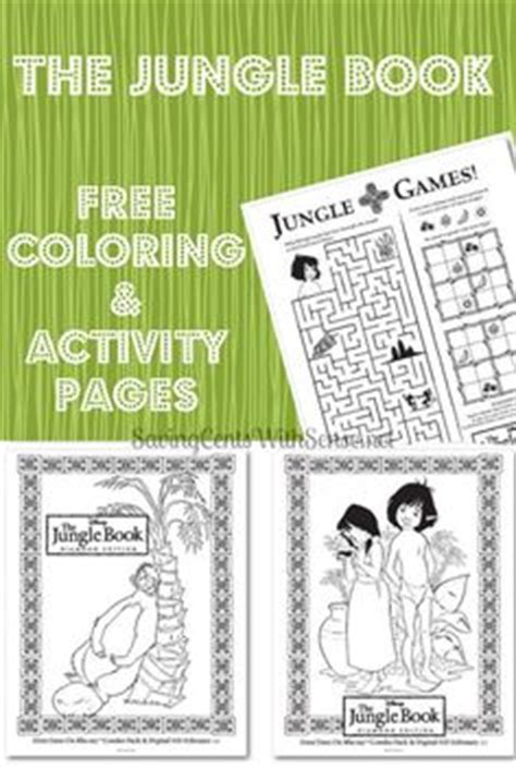jungle book themes analysis quot walking in the jungle quot animals matching worksheet from