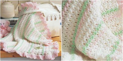 pattern st roller stroller baby blanket free crochet pattern your crochet