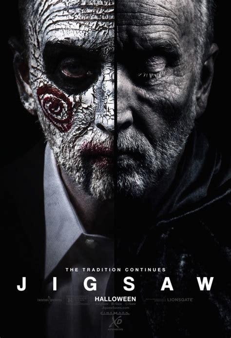 film jigsaw 2017 full movie jigsaw movie poster 28 of 28 imp awards